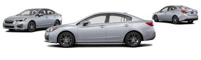 subaru sedan white 2017 subaru impreza awd 2 0i limited 4dr sedan research groovecar