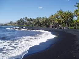 8 beautiful black sand beaches around the world oyster com