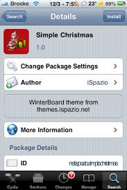 christmas mods u2013 themes mods and wallpapers apple iphone