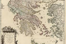 blank map of ancient greece common social studies companion ancient greece