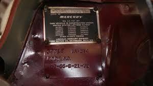 1951 mercury sedan stock 3395gm for sale near columbus oh oh