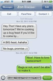 Funniest Thanksgiving Tweets Autocorrect Fails About Thanksgiving That U0027ll Make You Laugh