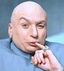 Austin Powers Meme Generator - doctor evil zip it zip it image tagged in doctor evil zip it