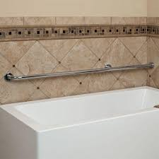 Bathtub Grab Bars Pickens Long Grab Bar Grab Bars Bathroom Accessories Bathroom