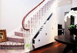 ƹӝʒ under stairs storage ideas north london uk avar furniture