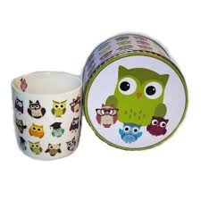 owl mug owl mug and tin nothing but tea ltd