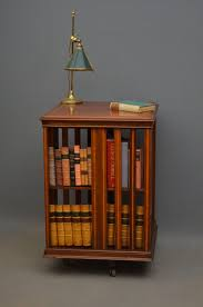 edwardian revolving bookcase home style tips fancy and edwardian