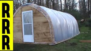 Cheapest House To Build Plans by How To Make A Greenhouse Homesteading Green House Plans Do It