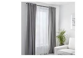 Ikea White Blind Ikea Curtains Teresia Decorate The House With Beautiful Curtains