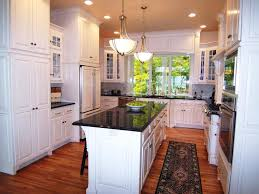 Small Kitchen Makeover by Kitchen Peninsula For Small Kitchens Picgit Com