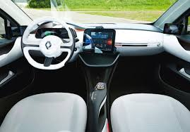 renault dezir concept interior renault eolab to be demoed at the paris motor show