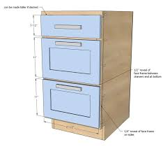 Kitchen Wall Cabinet Plans 17 Best Images About Cabinets On Pinterest Ana White Desk Plans