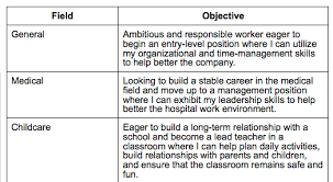 Objective Examples In Resume by Resume Objective Examples In General Resume Ixiplay Free Resume