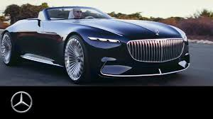 harga roll royce vision mercedes maybach 6 cabriolet revelation of luxury