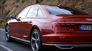 2018 audi a8 design and driving youtube