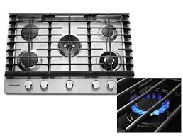 Gas Cooktop Vs Electric Cooktop Gas Vs Electric Cooktops Cooktop Buying Guide America U0027s