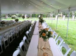 banquet table rentals 8 foot banquet table rental a gogo event rentals