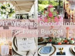 wedding decorations on a budget diy wedding decorations for every budget inspired