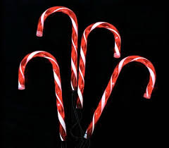 Outdoor Candy Cane Lights by 67 Best Candy Cane Lights Images On Pinterest Christmas