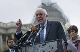 bernie sanders draws crowds with matter of fact message wsj