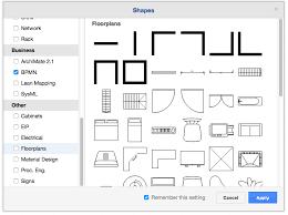 how to draw a floor plan for a house draw io floorplan stencils draw io