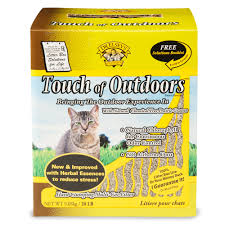 touch of outdoors cat litter at drsfostersmith com