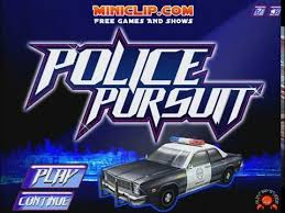 police pursuit gameplay youtube