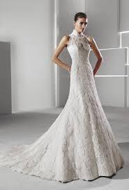 high neck wedding dresses lace high neck wedding dress luxury brides