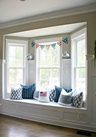 Wohnzimmerfenster Modern Erkerfenster Dekorieren 55 Gemütliche Ecken Mit Ausblick