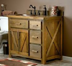 Barn Board Bathroom Vanity Barn Wood Picmia