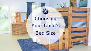 Buy Childrens Bedroom Furniture by Mor Furniture Blog What Size Bed Should You Buy For Your Child