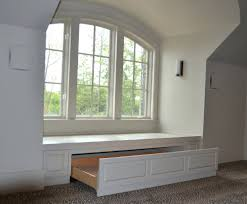 Window Seat With Storage Bench Seating With Storage Plans Hand Crafted Bay Window Seat