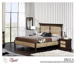 Wicker Furniture Bedroom Sets by Wicker Bedroom Sets Home Design