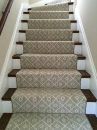 Designs For Runners Floor Modern Carpet Runners For Stairs Design Ideas With White Also