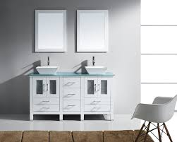 Euro Bathroom Vanity Bathroom Furniture Single Euro Sink Cream Dark Gray Small European