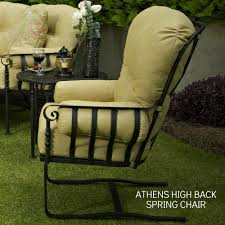 Outdoor High Back Chair Cushions Clearance Clearance Athens Sitting U2014 Splash Pools And Spas