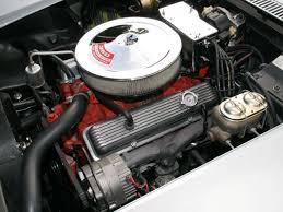 1973 corvette engine options 1968 1972 chevy corvette