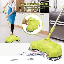 Floor 360 by Amazon Com Automatic Hand Push Sweeper Luckyfine 360 Rotary