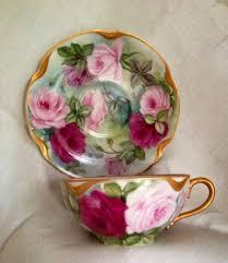 roses teacups 471 best porcelán šálky růže images on high