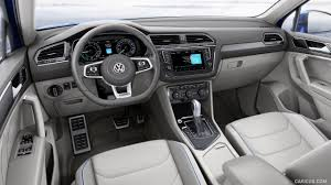 volkswagen concept interior 2015 volkswagen tiguan gte plug in hybrid concept interior