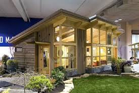 Futuristic Prefabricated Homes Design For Young People  Wonderful - Modern design prefab homes