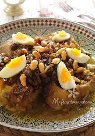 recette de cuisine marocaine en cuisine marocaine ma fleur d oranger maroc recettes