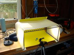 How To Build A Tent by Do It Yourself Make Your Own Light Tent On The Cheap