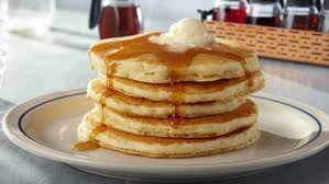 Get Free Pancakes At Participating Free Pancake Day At Ihop Today February 27 2018 24 7