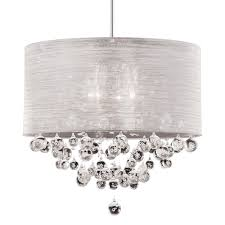 Chandelier With White Shade Glass Changelier Home Decor Pinterest Bedroom Lighting