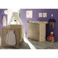 ensemble chambre bébé pas cher ensemble chambre bébé 2 pièces avec lit 70x140 cm et commode à