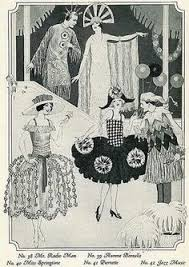 1920s Halloween Costume Rare 1920s Halloween Costumes Halloween Digital Download