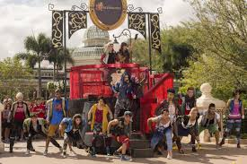 Wildfire On Freeform by Disney To Premiere U0027descendants U0027 Sequel Across 5 Networks