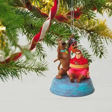 scooby doo saves the day sound ornament keepsake ornaments