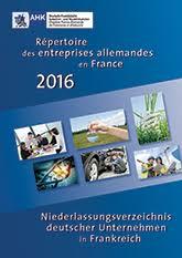 chambre franco allemande de commerce et d industrie chambre franco allemande de commerce et d industrie
